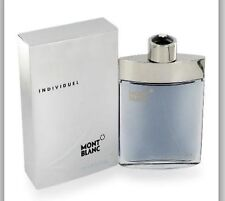 Individuel Perfume by Mont Blanc 2.5 oz EDT for Men  NIB