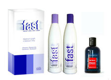 FAST SHAMPOO CONDITIONER FASTER QUICK HAIR GROWTH ACCELERATOR + ARGAN OIL