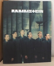 Rammstein von Gert Hof (2000) - Buch (Till Lindemann)