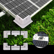 1 Set 6Pcs Solar Panel Corner Mounting Bracket kit Motorhome Caravan RV Boat