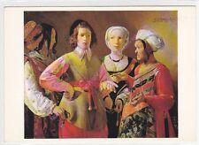 CP ART Postcard TABLEAU GEORGES DE LA TOUR La Diseuse de bonne aventure