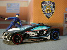 🔥 2020 HW RESCUE 🔥Design SPEED TRAP☆black;HIGHWAY PATROL☆LOOSE Hot Wheels 🔥
