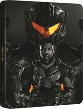 Pacific Rim Uprising Steelbook Blu Ray