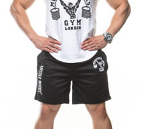 Men's Casual Short Pants Gym Fitness jogging Running Sport Wear Shorts Muscle