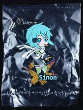 Sword Art Online II SAO GGO Niitengom Rubber Strap Key Chain Sinon New