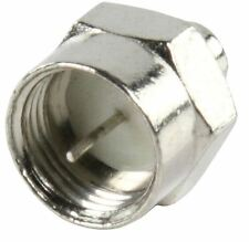 Glaxio® Metal F-Terminator Plug (Male Connector) For Use with Multiswitches
