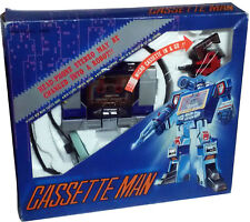 G1 Pre-Transformers Micro Change Cassette Man Taiwan Version MIB Soundwave