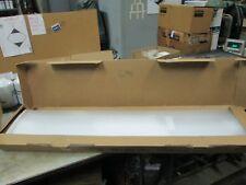 Lithonia Low Profile Wrap Around Fluorescent Light Housing 4' 2 Lamp (NIB)