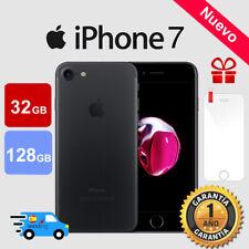 NUEVO Apple iPhone 7 32GB 128GB Libre Desbloqueado Móvil - Negro Mate