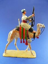 Lead soldier - French camel corps - armée française des conquêtes coloniales - 6