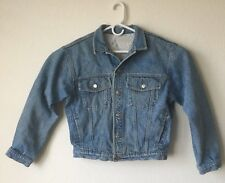 HARLEY DAVIDSON  Women's Denim Jean Jacket Authentic Size Small.