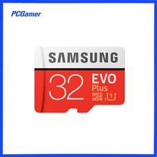 Samsung 32gb Micro SDHC EVO Plus W90mb Class 10 W Adapter