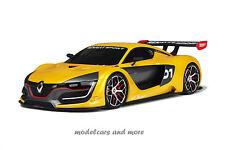 Renault sport r.s.01 - Jaune/Gris-année 2014 - 1:18 OTTOMOBILE 190