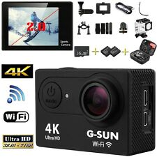 Sport Action Camera Camcorder WiFi wireless 4K 1080P DVR+part for SJ4000 I