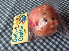NEW! VINTAGE MANGELSEN'S DOLL CRAFTIN**3 IN*DOLL HEAD*Made In Korea