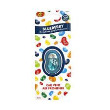 JELLY BELLY VENT CAR AIR FRESHENER - BLUEBERRY FLAVOUR - AIR FRESHNER NEW
