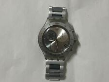 Swatch Irony SVCK4012AG Tryng Trang (Fliplock Bracelet) watch