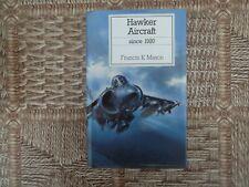 Putnam,  Hawker Aircraft Since 1920