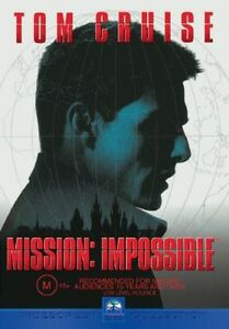 Mission Impossible (DVD, 2001)