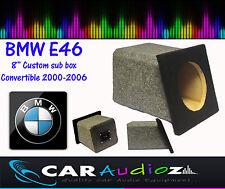 BMW E46 Cabrio Speziell Angefertigten Sub Bass Box Gehäuse für Subwoofer auf