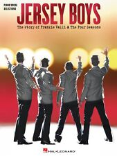Jersey Boys Vocal Selections Sheet Music The Story of Frankie Valli &  000313335