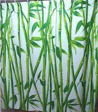 Rideaux de douche en bambou id es cadeaux de no l 2018 sur ebay - Rideau de douche 180x180 ...