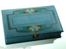 Jugendstil REISE- NÄHZEUG Schatulle ° Etui ° Kassette ° art nouveau box