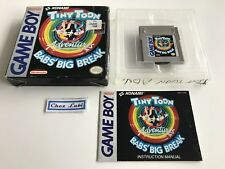 Tiny Toon Adventures Bab's Big Break - Nintendo Game Boy - NTSC USA