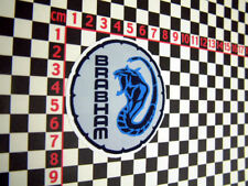 1970 F1 Racing Sticker for British Classic Car - Austin Morris Riley Ford Rootes