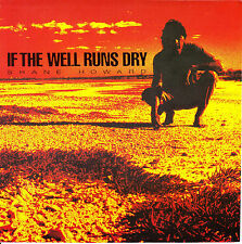 """SHANE HOWARD  If The Well Runs Dry PICTURE SLEEVE 7"""" 45 record + juke box strip"""