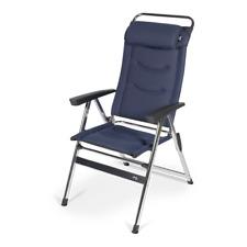 Kampa Quattro Milano Chair - Steel Blue