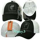 Simms Bass Icon Trucker Baseball Hat-Cap Men One Size Black