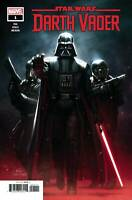 Star Wars Darth Vader #1 (2020 Marvel Comics) First Print Lee Cover