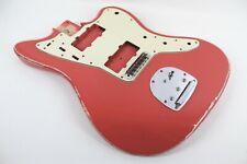 MJT Official Custom Vintage Age Nitro Guitar Body By Mark Jenny VTJ Coral