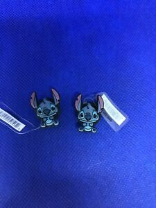 Stitch 2 Pack Authentic Crocs Jibbitz (NEW)