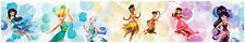 Bordüre Tapeten Borte Disney Fairies Tinkerbell Feentanz selbstklebend ablösbar