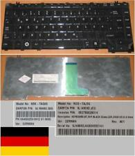 KEYBOARD QWERTZ GERMAN TOSHIBA A300 PK1304G01D0 MP-06866D0-6988 Shiny Black