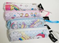 Unicorn Pencil Pen Case School Stationery Cosmetic Pouch Makeup