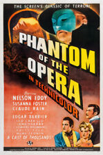"Phantom Of The Opera Movie Poster 24""x36"" USA SELLER"