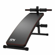 Sit Up Bench&Crunch Fitness Multi-Gym Abdominal Workout Home Training Machine