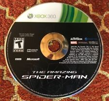 The Amazing Spider-Man (Microsoft Xbox 360, 2012) DISC ONLY 11374
