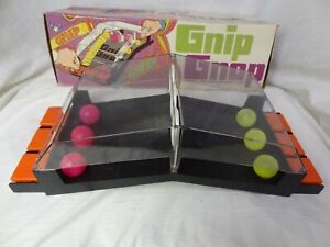 Vintage 1971 Parker Brothers Gnip Gnop Game with box A Happy Slappy Game