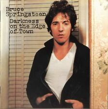 BRUCE SPRINGSTEEN - DARKNESS ON THE EDGE OF TOWN: REMASTERED CD ALBUM (2015)