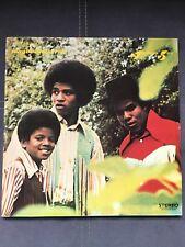 "Michael Jackson 5 Five - FRANCE LP "" MAYBE TOMORROW "" 2C062-92403 PATHE MARCONI"
