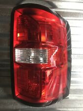 2014 2015 Chevy Silverado GMC Sierra Right Passenger Side Tail Light OEM