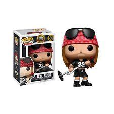 Axl Rose Guns N Roses POP! Rocks #50 Vinyl Figur Funko