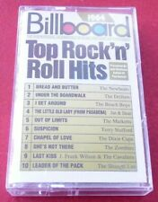 *Cassette Audio Album Billboard 1964 Top Rock'n'Roll Hits -