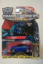 TRANSFORMERS RPMS SPEED SERIES  JOLT( autobot)