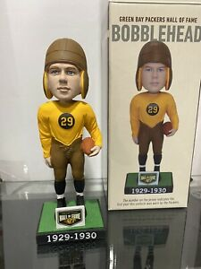 Green Bay Packers 1929 Hall Of Fame Bobblehead NFL NIB