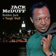 Jack McDuff - Brother Jack / Tough Duff [New CD]